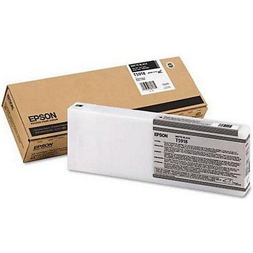 Epson T5918 - Fotocartridge / Mat Zwart