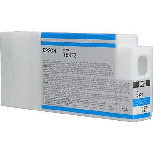 Epson T642200 Fotocartridge - Cyaan