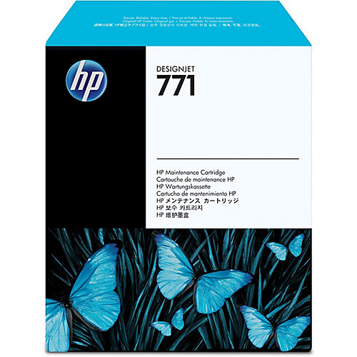 HP 771 - Maintenance Cartridge