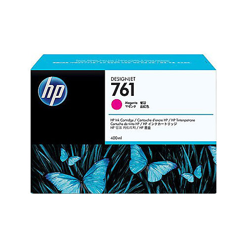 HP 761 - Inktcartridge / Magenta