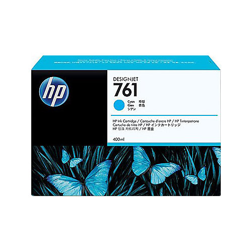 HP 761 - Inktcartridge / Cyaan
