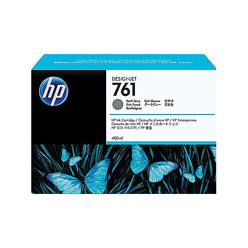 HP 761 - Inktcartridge / Zwart