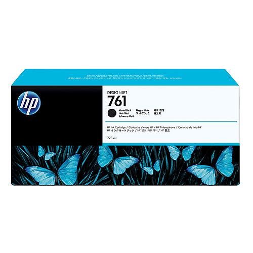 HP 761 - Inktcartridge / Mat Zwart