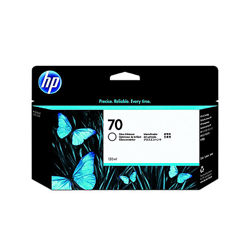 HP 70 - Inktcartridge / Glansverhoger