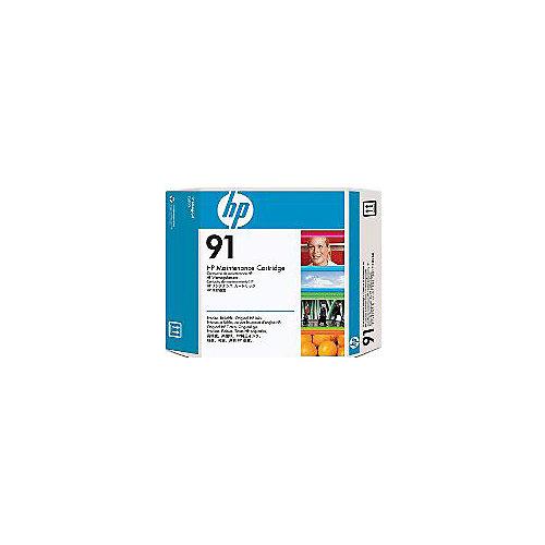 HP Maintenance cartridge no.91