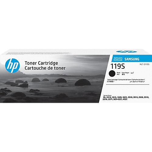 MLT-D119S/ELS toner zwart standard capacity 2.000 pagina's 1-pack