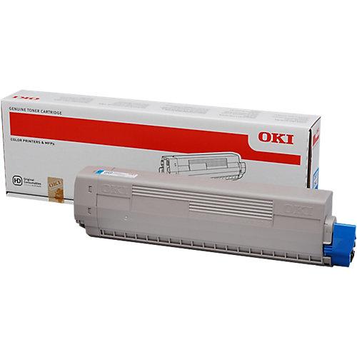 Cyan toner C831/C841 series (10K*)