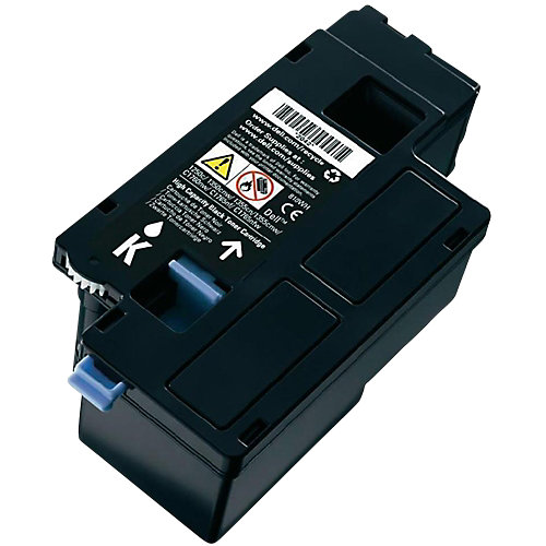 High Capacity Black Toner Cartridge forDell. C17XX  1250/135X. Colour Printer KIT