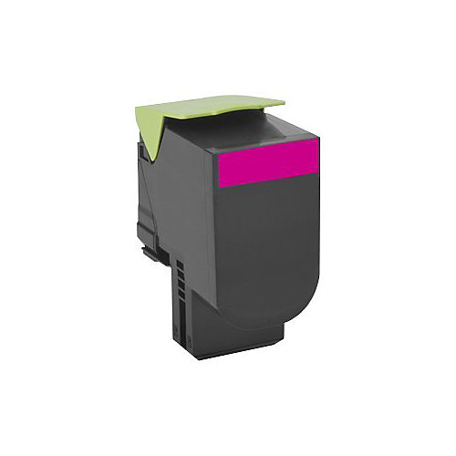 Lexmark 702HME - High Yield - magenta - original - toner cartridge Lexmark Corporate - for Lexmark CS310dn, CS310n, CS410dn, CS410dtn, CS410n, CS510de, CS510dte