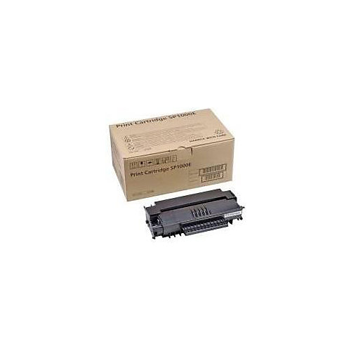 RICOH SP1000E TONER CARTRIDGE BLACK 4K
