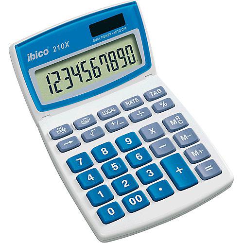 Ibico 210x bureaurekenmachine