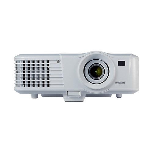 Canon LV-WX320 WXGA-DLP Paneel-3D geschikt-RJ-45+MHL-compatible HDMI poort (0908C003)