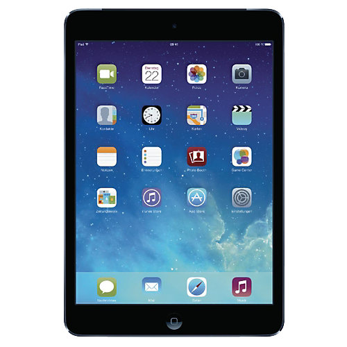 iPad mini Retina WiFi 128GB Space Grey
