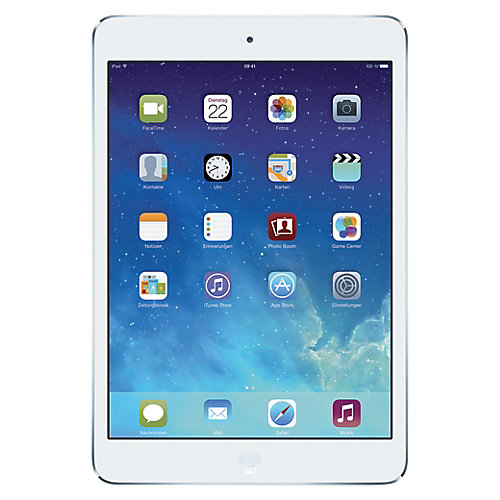 iPad Mini Retina 128G Silver