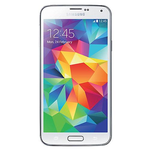 Galaxy S5 White   16GB