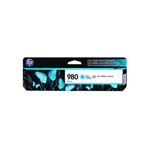 HP 980A - Inktcartridge / Cyaan