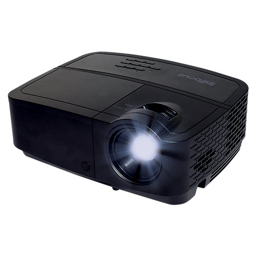 InFocus IN112a - DLP beamer/projector 3D-ready - SVGA - 3000 ANSI-lumen - Zwart
