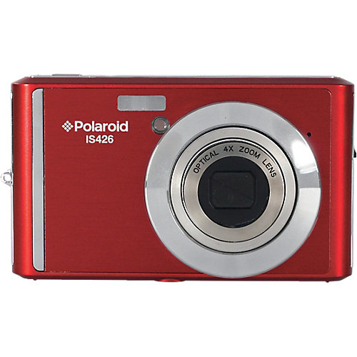 Polaroid Digitale Compact Camera IS426 16 Megapixel Red