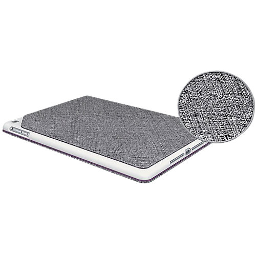 Hinge Flexible case with any-angle stand For iPad Air. - MID-GREY - N/A - EMEA