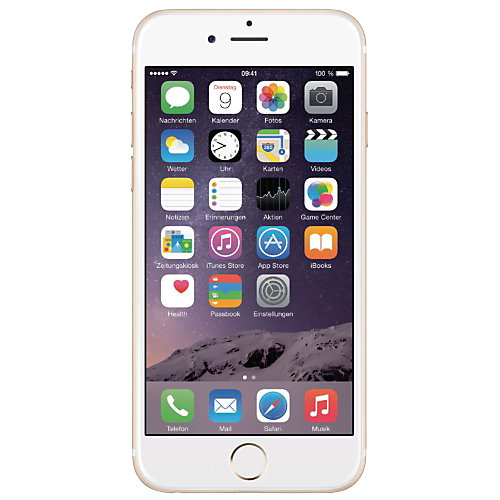 APPLE Smartphone iPhone 6 16 GB