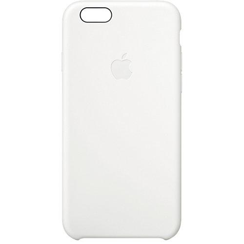 Siliconenhoesje voor iPhone 6 Wit