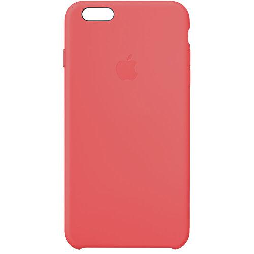 Siliconenhoesje voor iPhone 6 Plus Roze