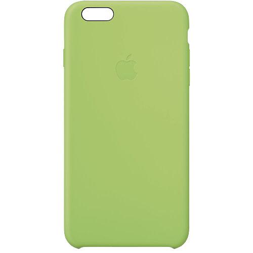 Apple Silicone Case iPhone 6 Plus Groen