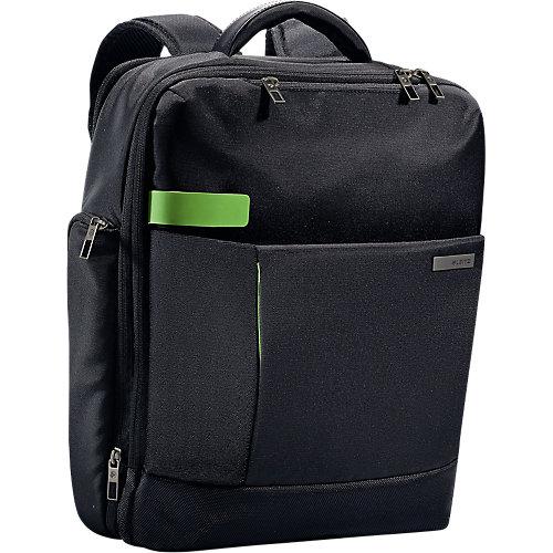 Leitz Smart Laptop Rugzak 15,6 inch, zwart