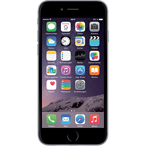 APPLE Smartphone iPhone 6 128 GB