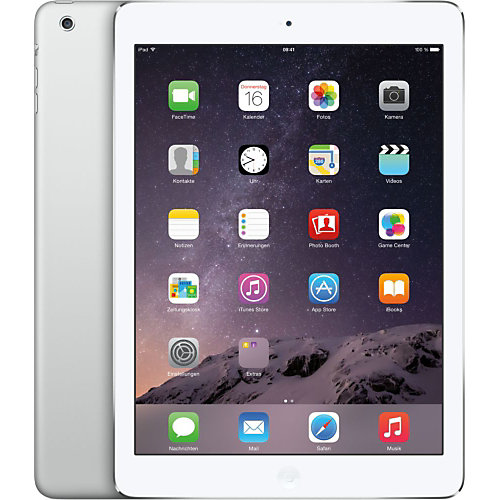 iPad Air 2 128 GB Silver