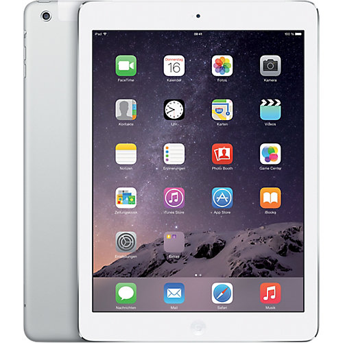 iPad Air 2+Cell 16 GB Silver