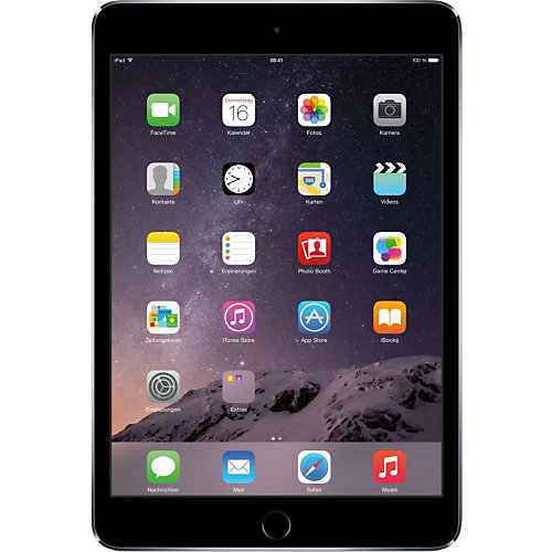 iPad Mini 3 64G Gray