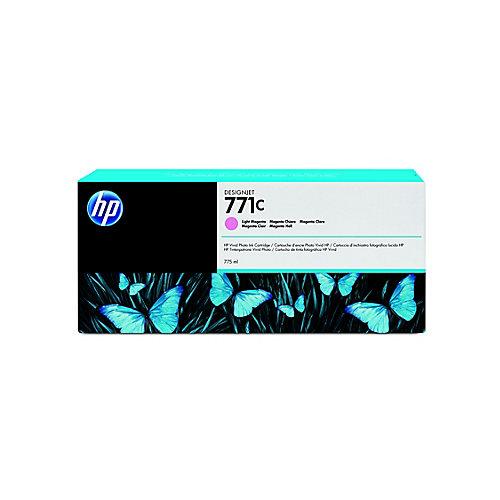 HP HPB6Y11A Inktcartridge B6Y11A Licht Magenta