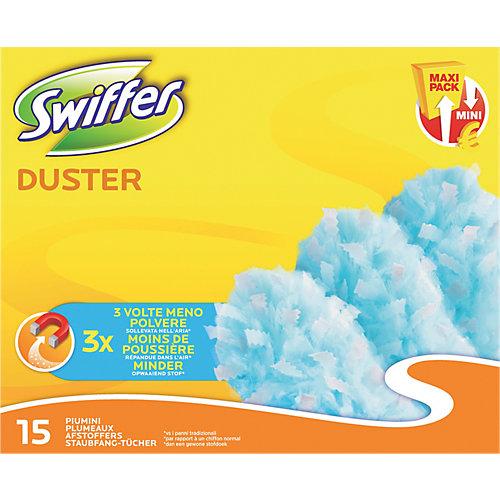 Swiffer Duster navullingen   15 Stuks