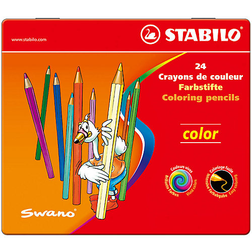 Stabilo Kleurpotloden Color Assortiment