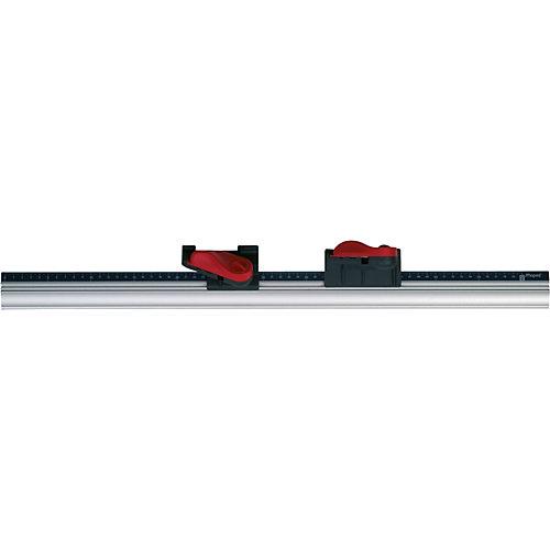 Kit inhoudend een 60 cm aluminium liniaal, een 45° Matcutter en een  90° Matcutter, beide met 5 reservemessen