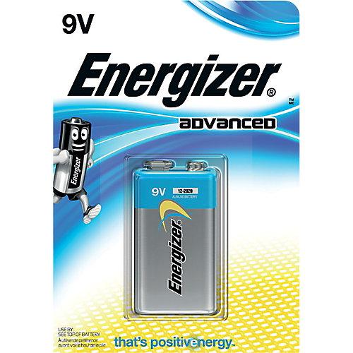 Energizer Advanced 6LR61 9 V batterij (blok) Alkali-mangaan 9 V 1 stuks