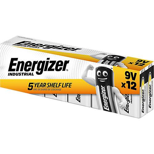 Energizer Batterij Energizer Industrial 9V-doos 12 (361094)