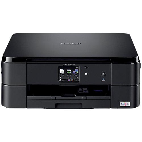 Brother All-in-one inkjetprinter DCP-J562DW Zwart