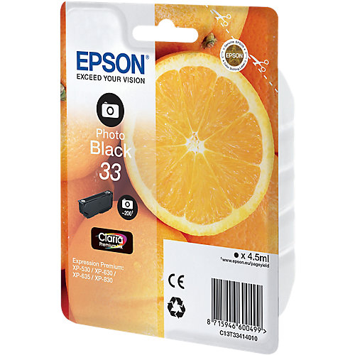 Epson Cartridge Foto zwart