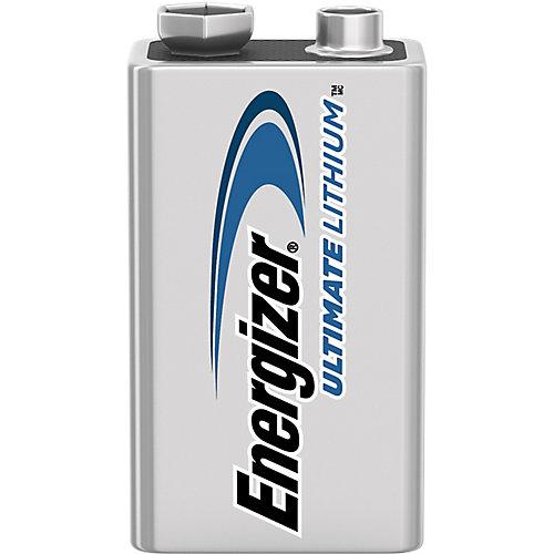 Energizer Enlithium9 vp1 Ultimate Lithium Batterijen 9v 1-blister