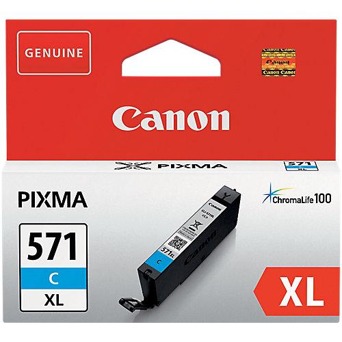 Canon CLI-571XL Inktcartridge Cyaan