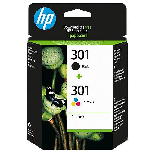 HP HP 301 DRUCKPATRONE COMBO 2- (N9J72AE)