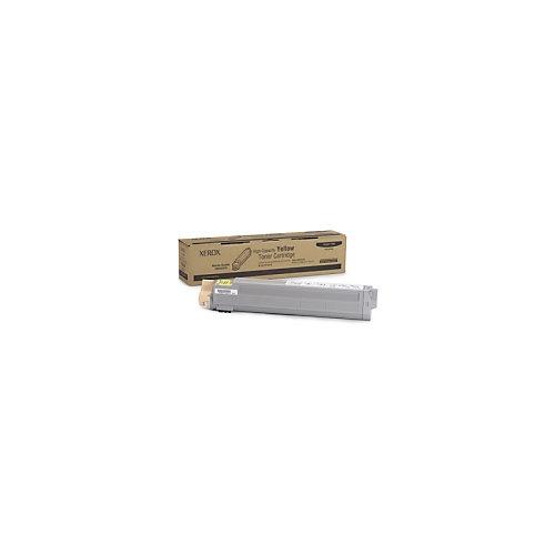 Tektronix 106R01079 - Tonercartridge Geel - Hoge capaciteit