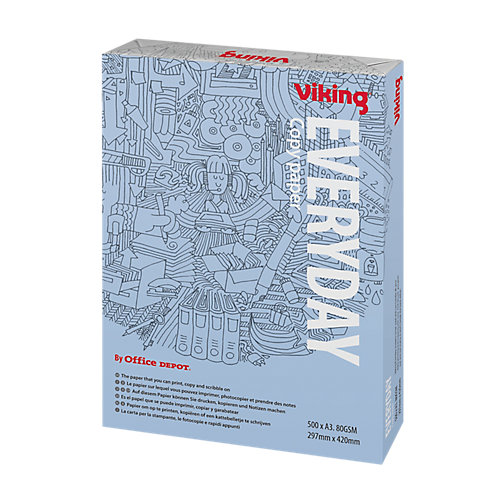 Viking Everyday Papier A3 80 g-m