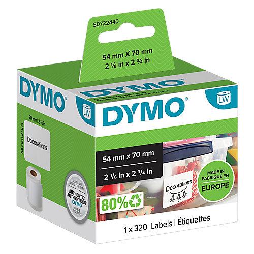 Dymo LabelWriter papieren etiketten