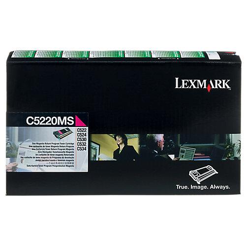 Lexmark Prebate-toner »00C5220MS«