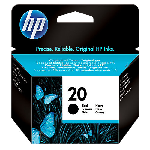 HP Inktpatroon »HP C6614DE« HP 20