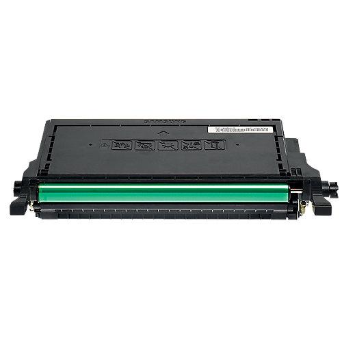 Samsung CLP-K660A - Tonercartridge / Zwart