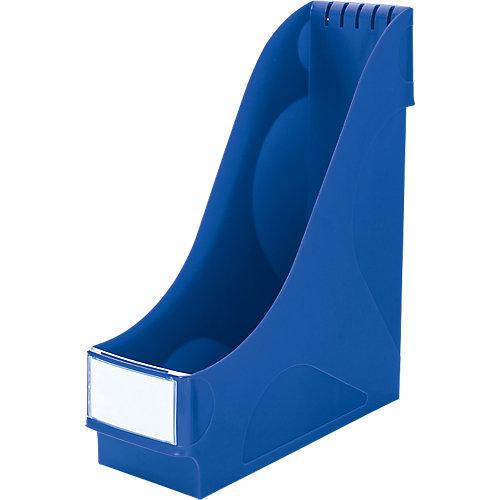 Leitz 2425 Tijdschriftencassette Blauw A4 9.2 cm Polypropyleen 9 5x29x32 cm Stuks